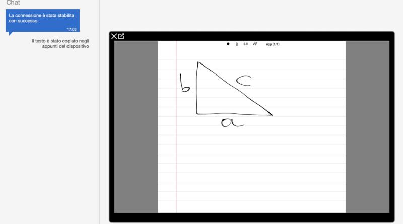 Didattica a distanza: 4 modi per condividere lo schermo di smartphone e tablet in videoconferenza