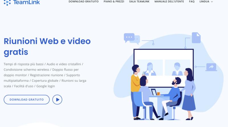 Google Meet non va con più di 100 partecipanti? Ecco l'alternativa gratuita: TeamLink