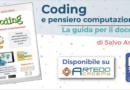 Coding e pensiero computazionale, la guida per il docente, utile per il nuovo concorso [codice sconto]