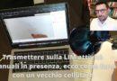Usare un vecchio cellulare come webcam per proiettare lavori manuali sulla LIM